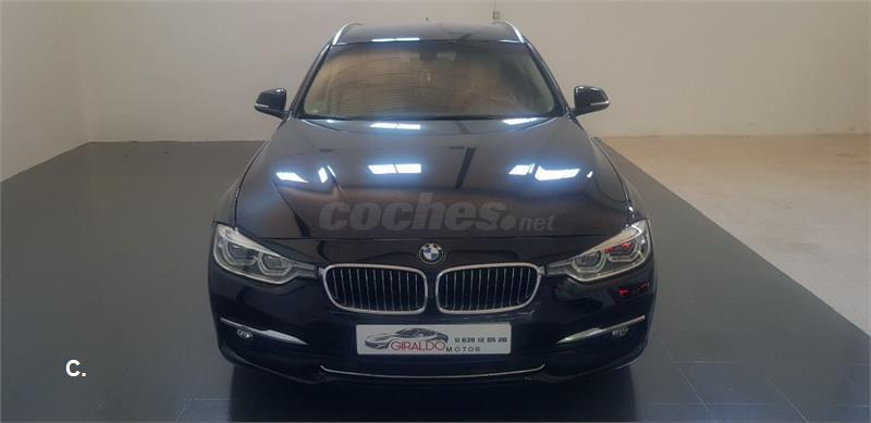 BMW Serie 3 318d Touring 5p.