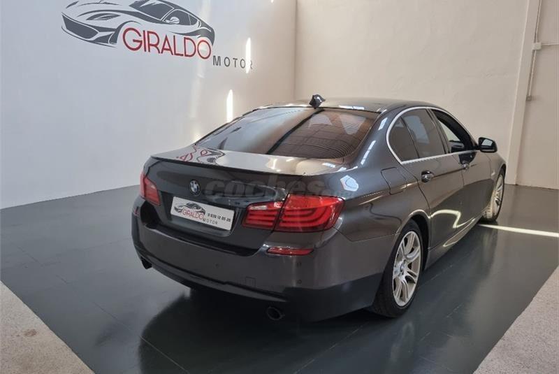BMW Serie 5 535d 4p.